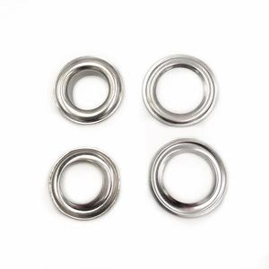 Nickle free High quality brass metal shoe eyelets and grommet for clothing