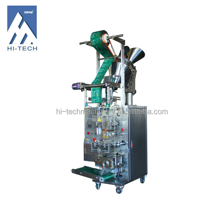 Chemical,Food,pharmaceutical, powder Packing Machine with PLC and Touch Screen