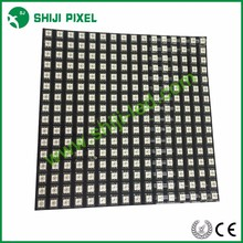 sk6812 rgb smd5050 pixel led display board flexible led video light matrix ws2812b