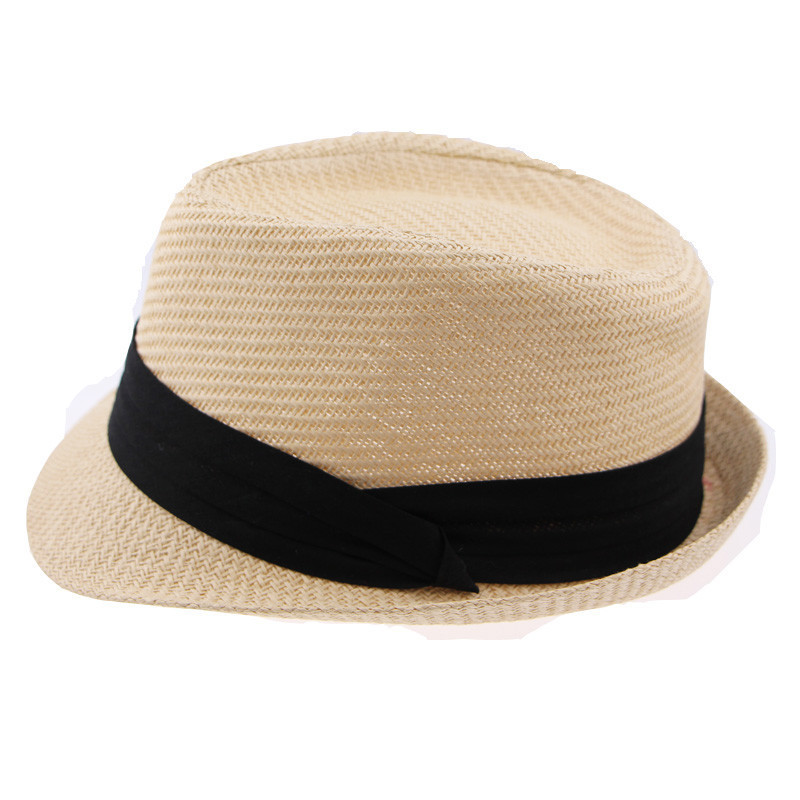 2015 New Arrival Products Hot Sale Trendy Fashion Womens Mens Unisex Ribbon Band Floppy Womens Fedora Hats For Summer