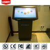 China supplier public screen lcd monitor floor stand kiosk bill payment ce/rohs/fcc/ul