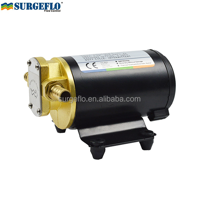 auto 12v dc electric micro hand diesel fuel water transfer pumps engine lubrication hydraulic gear oil pump for lathe machine