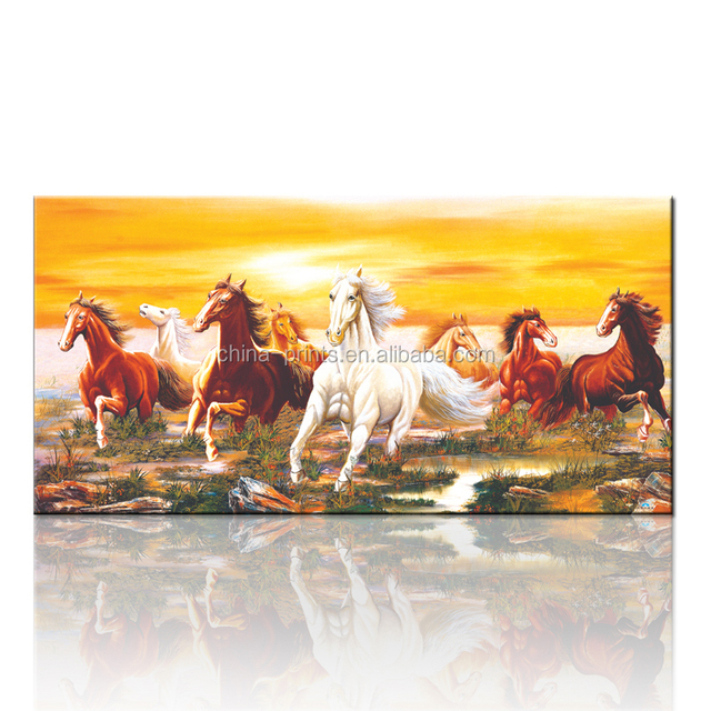 large horse painting-Source quality large horse painting from Global ...