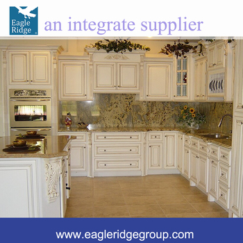 Maple Wood Antique White Kitchen Cabinets Buy Kitchen Cabinets