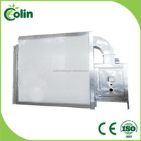 Quality assured newly design industrial turbo convection powder coating oven