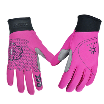 Unique design healthy lightweight running glove quick dry running gloves 3 color 4 size