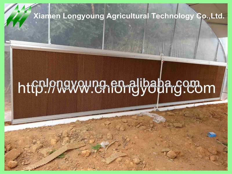 Greenhouses Cooling System