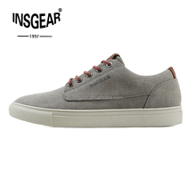 Insgear Men Comfortable Hot Sell Casual Shoe, Canvas Semi Casual Shoes