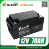 name of 12v 70ah deep cycle lead acid inverter battery made in China