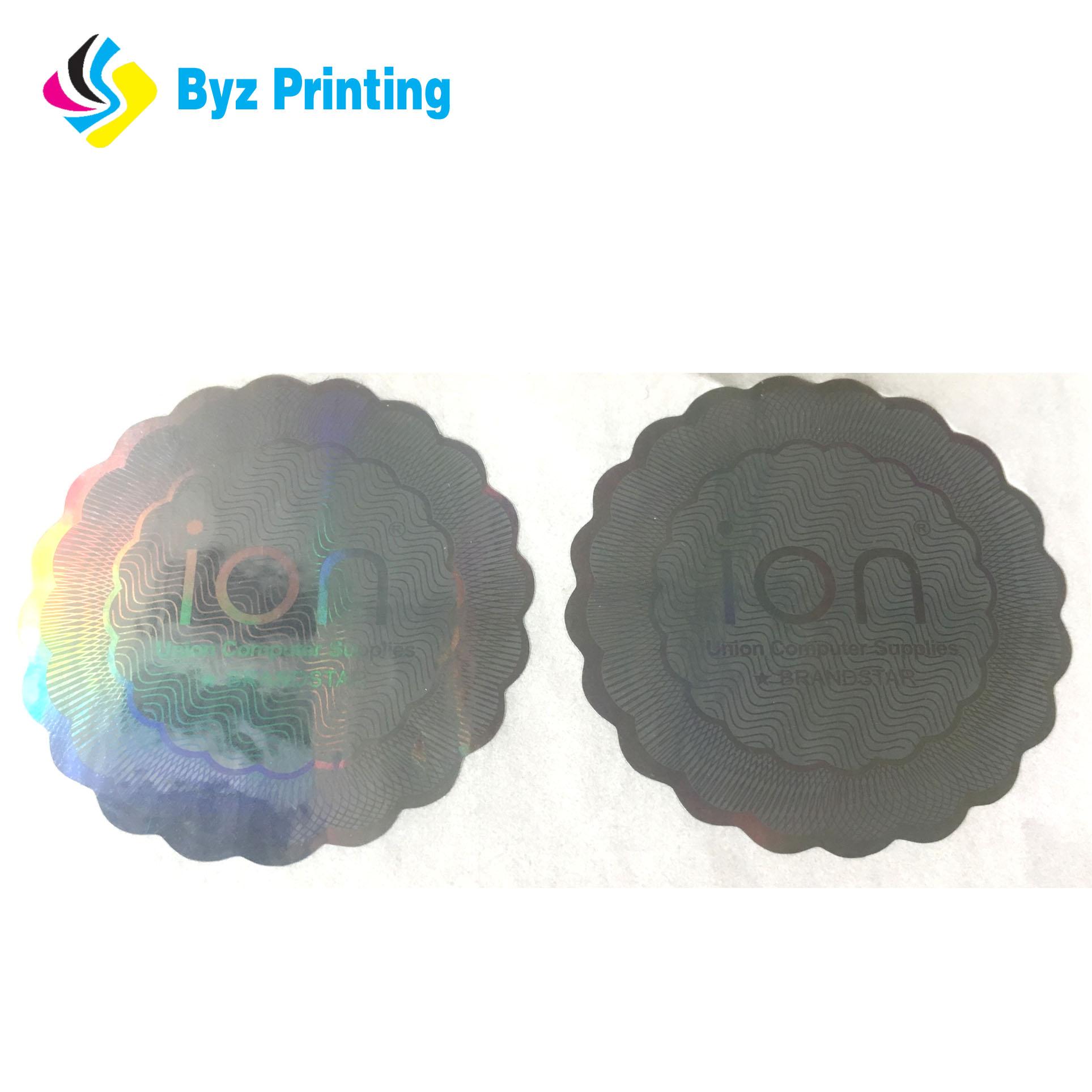 China Foil Hologram Printer, China Foil Hologram Printer