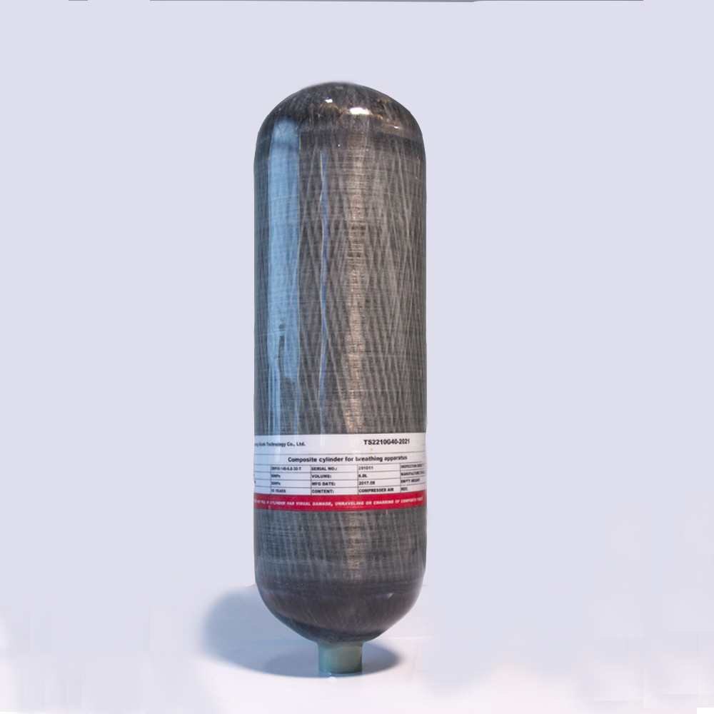 Gas cylinders made of composite materials: the pros and cons of euro balloons for gas 50