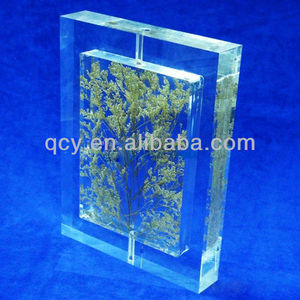 QCY-X-018 acrylic 3D photo frames