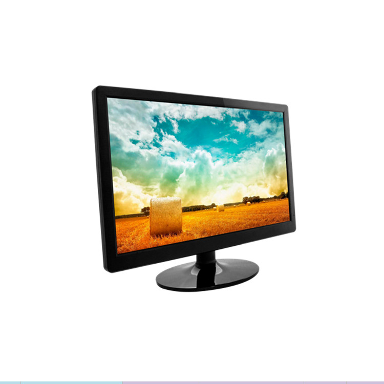 Wide viewing angle desktop lcd monitor 21.5 inch with competitive price