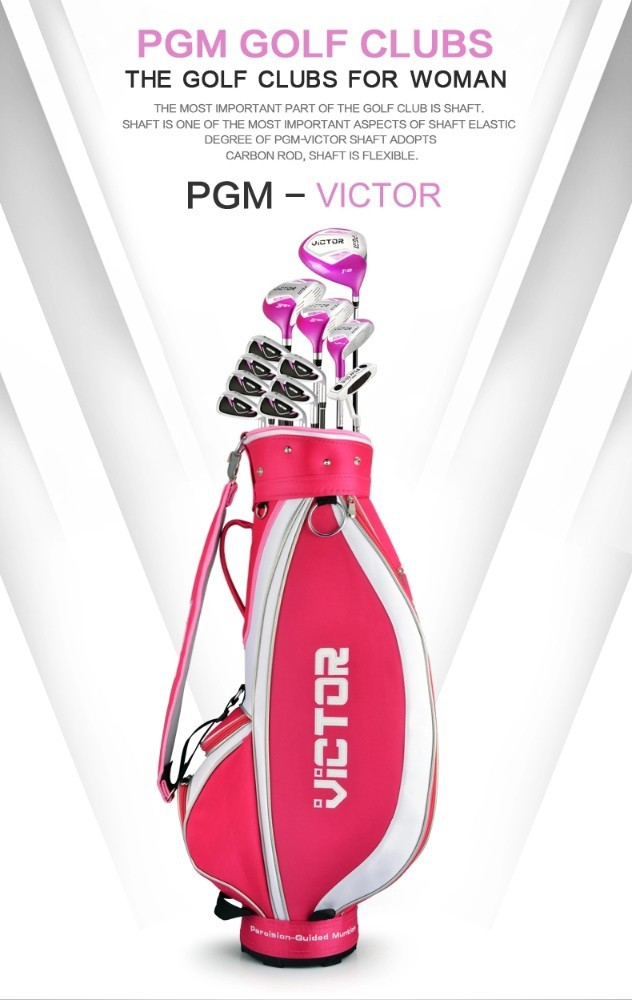 PGM Lady's Golf Clubs /golf club set sale/discount golf clubs