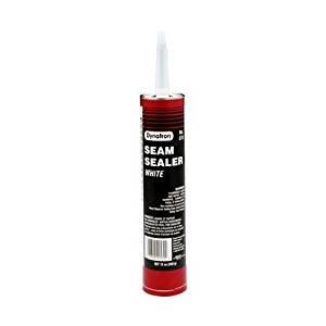 Dynatron(TM) Auto Seam Sealer White Caulk, 570, 12 oz, 12 per case