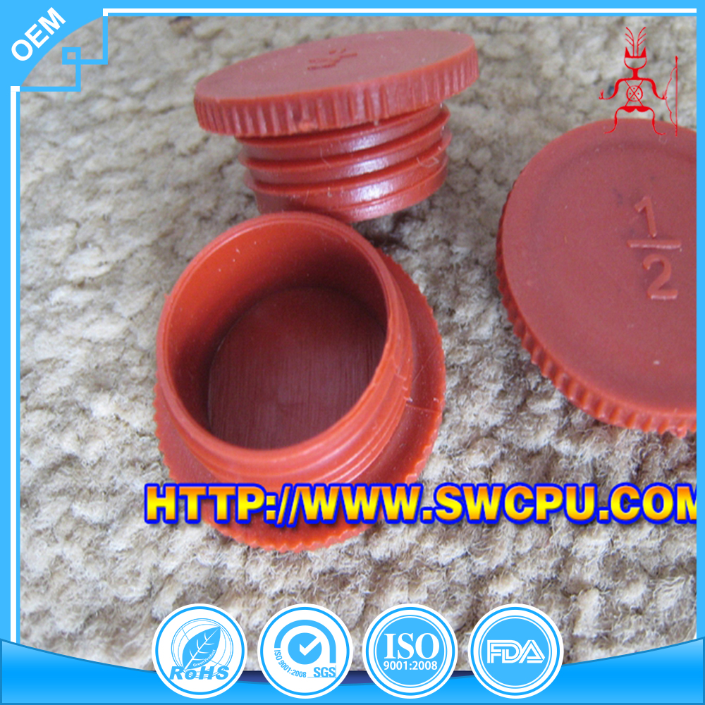 Plastic Pipe and fitting hydraulic hose plug