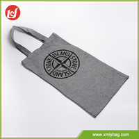 Factory direct price shopping thin organic cotton bag for sale
