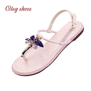 ebc3568c3 Fancy Flat Sandals Women
