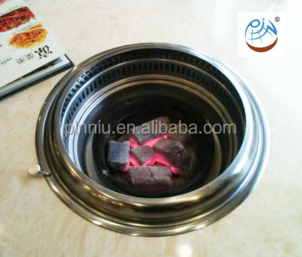 Wholesale Indoor Tabletop Korean Charcoal Bbq Grill - Buy Charcoal ...