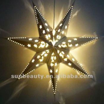 Hanging Paper Star Lights Buy Paper Star Lamps Paper
