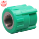 Female adaptor PPR pipe fitting cold water supply ISO 14001