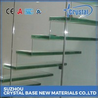 Made In China Safely Packaged Tempered Wall Glass Panel