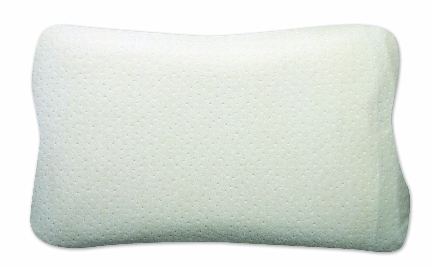 Ashley Roberts Sleep Systems Elegante Memory Foam Sculptured and Ventilated Pillow, King