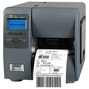 "Datamax-O'Neil M-Class M-4206 Direct Thermal Printer - Monochrome - Desktop - Label Print - 4.25"" Print Width - 6 in/s Mono - 203 dpi - 8 MB - USB - Serial - Parallel - Ethernet - LCD - 4.65"" - KD2-00-08000Y00"