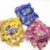 310g sweet banana strawberry cream flavor round mini sandwich biscuit