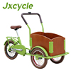 Jxcycle cargo tricycle for child drive bike