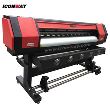 Goedkope 1.6 m outdoor digitale <span class=keywords><strong>flex</strong></span> banner <span class=keywords><strong>drukmachine</strong></span> <span class=keywords><strong>prijs</strong></span>, Iconway dx7 printkop eco solvent printer