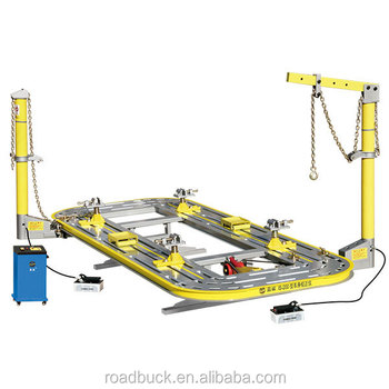 Auto Car Body Straightening Alignment Machine/car Collision Repair ...