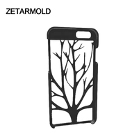 100% new designed abs custom phone cases with Plastic gears Zetar