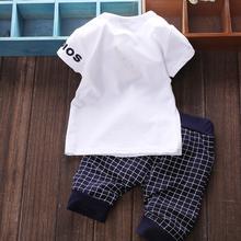 61d91d3e7 Baby boy clothes 2015 Brand summer kids clothes sets t shirt pants suit  clothing set Star