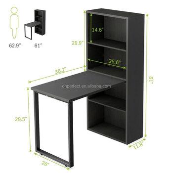 kid desk furniture. Wooden Home Office Furniture Kid Children Computer Study Desk With Bookshelf P