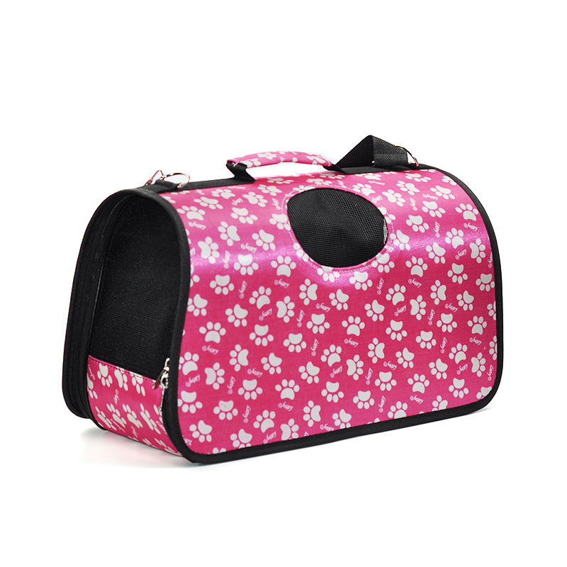 Wholesale Cat Carrier Bag Foldable Dog Bag for Big and Midium Pets More Than 6 Colors Size L