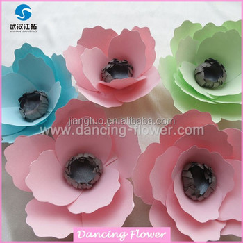 Love theme luster artificial forkart paper flowers for table decor love theme luster artificial forkart paper flowers for table decor or scrap book mightylinksfo