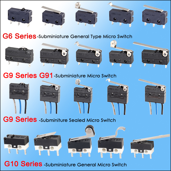 2019 Greetech new design rocker switch
