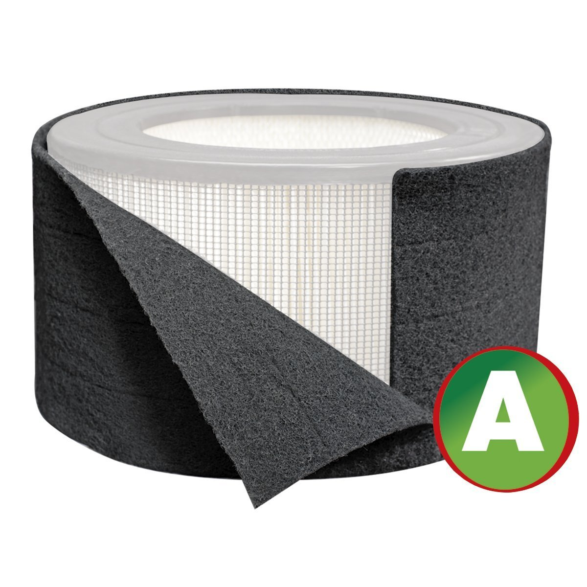 get quotations � carbon pre-filter for honeywell 50250-s air purifier -  replacement filter a hrf