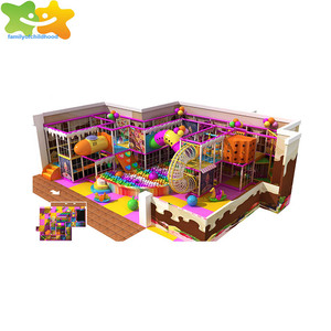 wooden playground material indoor playground PVC Material soft play area