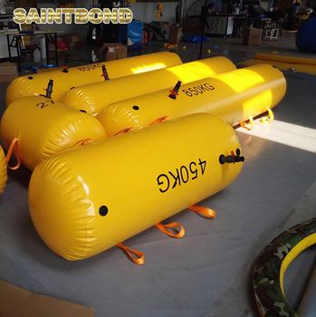 Boat Water Testing Bags Immersion Suit Buoy For Life Raft And Buoyancy Pipeline Lifting Bag Lifeboat Searching Light
