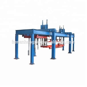 Full automatic AAC block production line annual capacity 150000M3 / light weight limestone block