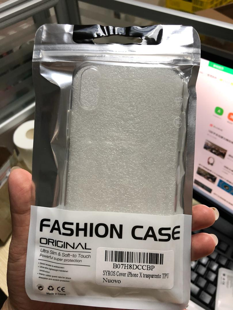 Free Sample Clear Soft Plastic Gel Protective Cover Case for iPhone 11pro X XS MAX XR 6 7 8 Plus Transparent TPU Ultra Thin Case