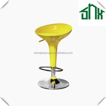Acrofine Modern ABS Plastic Bar Stool , fiberglass bar chair and acrylic series bar stool