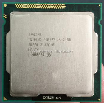 INTEL CORE I5-2400 CPU @ 3.10GHZ TREIBER WINDOWS 7