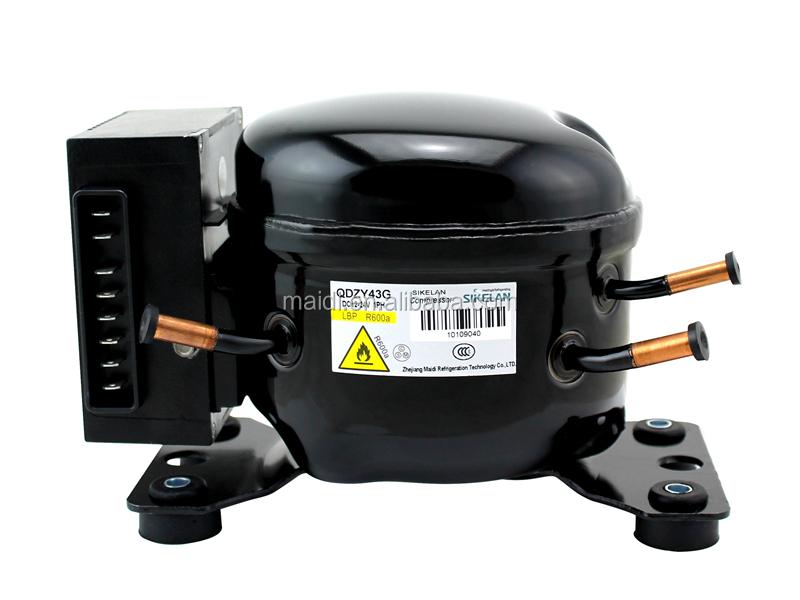 Auto Mini Kühlschrank 12v : Qdzy43g sikelan r600a 12 volt 24 v mini kühlschrank solar powered