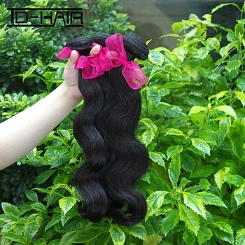 Gold supplier wholesale 6A grade 100% unprocessed beauty queen hair company