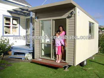 Insulated prefabricated holiday portable cabins with trailor buy portable cabins portabl cabin - Mobile homes in greece practical solutions for perfect holidays ...
