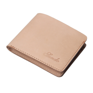 Excellent Quality Handmade Smart Wallet Genuine Leather Wallet for Men