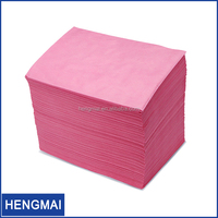 disposable bed sheet for hotel massage beauty salon plastic absorbent bed sheet cover